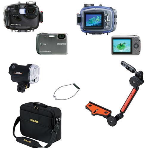 Sea & Sea DX-GE5 Underwater Digital Camera Sport Kit