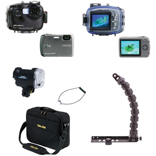 Sea & Sea DX-GE5 / YS-02 Mariner Package