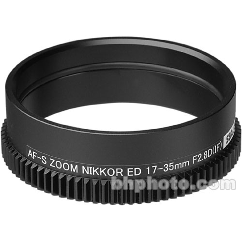 Sea & Sea Zoom Gear for Nikon 17-35mm Lens