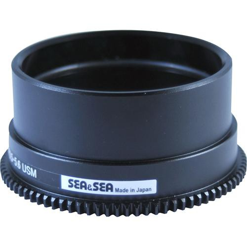 Sea & Sea Zoom Gear for Nikkor Zoom 18-55mm f/3.5-5.6G VR