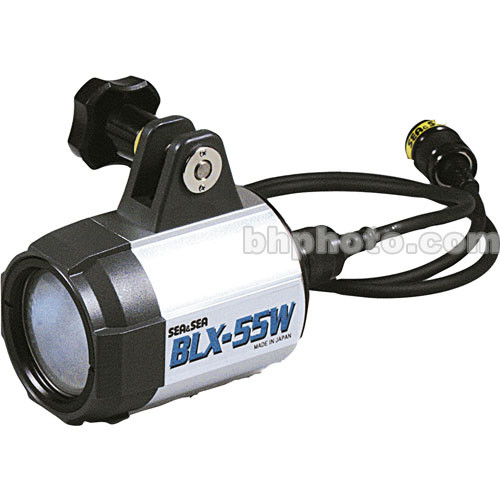 Sea & Sea BLX-55W Underwater Video Light Head Only