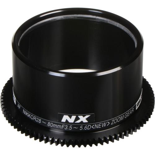 Sea & Sea Zoom Gear for Nikkor AF 28-80mm f/3.5-5.6D Zoom Lens