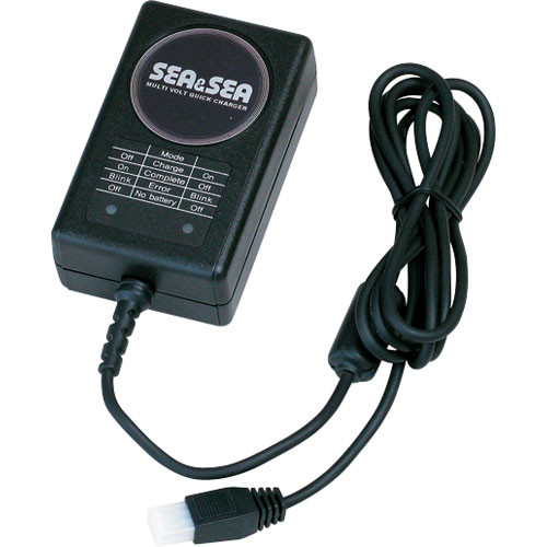 Sea & Sea Battery Charger for YS-250PRO Strobe