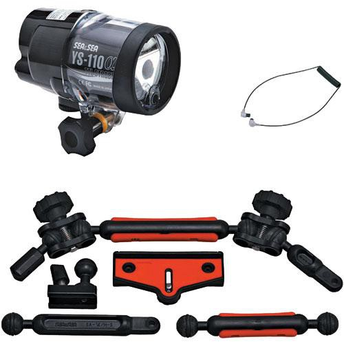 Sea & Sea YS-110a Lighting Kit