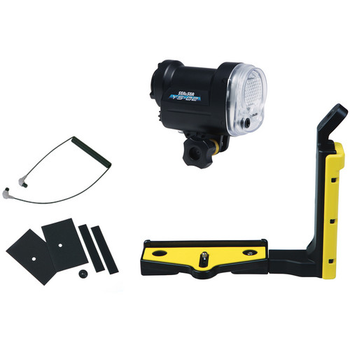 Sea & Sea YS-02 Underwater Strobe Package