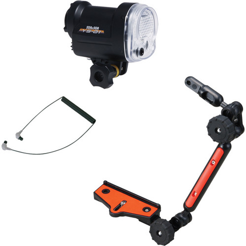Sea & Sea YS-01 Lighting Package for Sea & Sea Compact Cameras