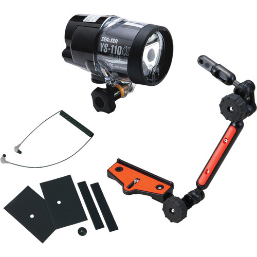 Sea & Sea YS-110a Lighting Package w/ Sea Arm VII Compact