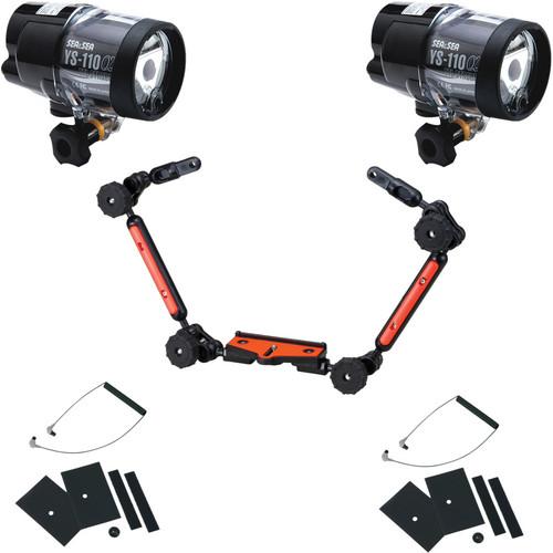 Sea & Sea YS-110a Dual Lighting Package