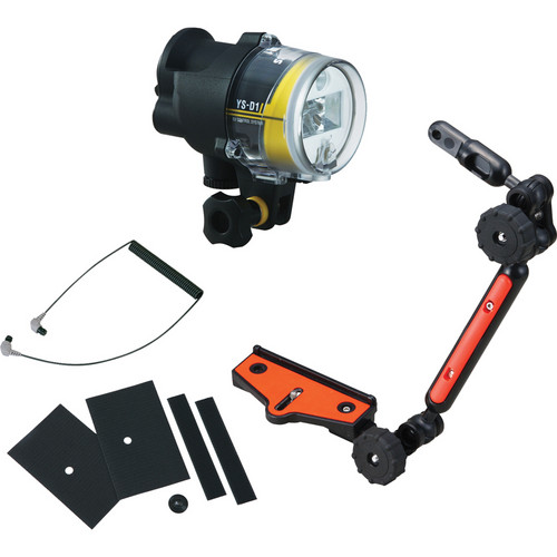 Sea & Sea YS-D1 Lighting Package with Sea Arm VII