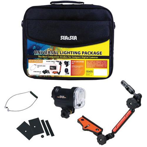Sea & Sea YS-01 Universal Lighting Package