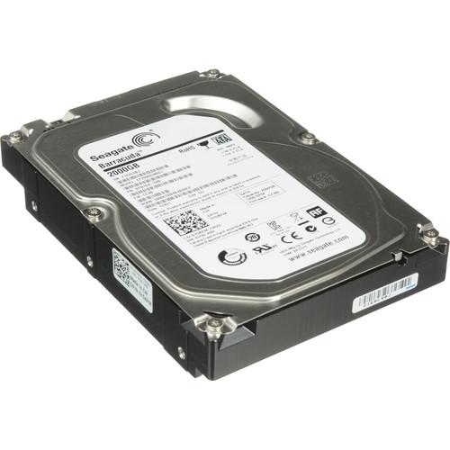 "Seagate 2TB Barracuda 3.5"" Internal Desktop Hard Drive (OEM)"