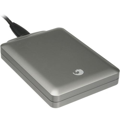 Seagate FreeAgent GoFlex Ultra-Portable Drive (1 TB, Silver)