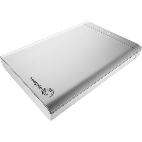 Seagate 500GB Backup Plus Portable Drive USB 3.0 (Silver)
