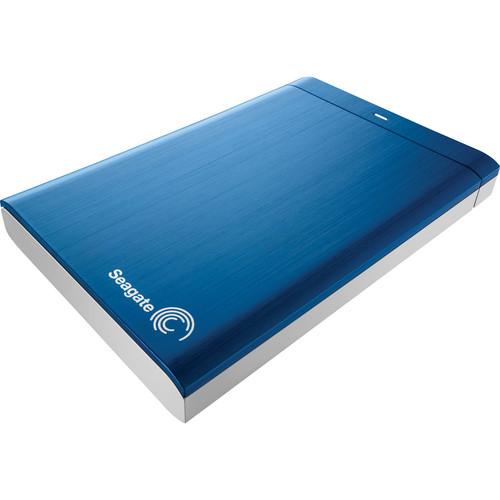 Seagate 500GB Backup Plus Portable Drive USB 3.0 (Blue)