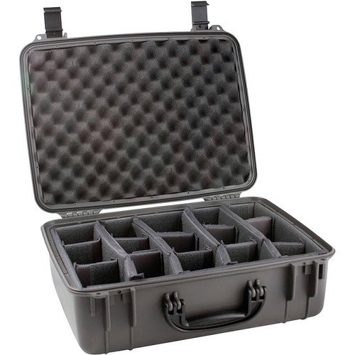 Seahorse 720D Case with Divider Inserts (Gunmetal Gray)