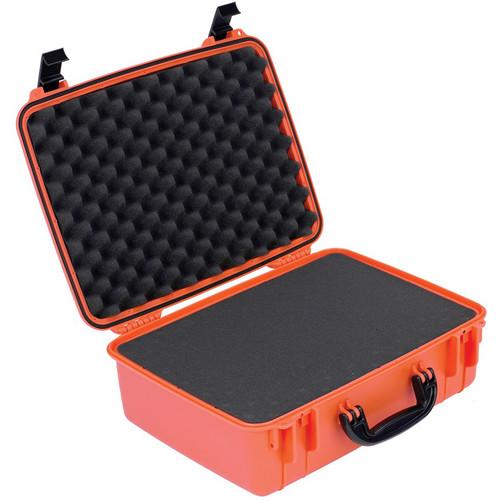 Seahorse 720F Laptop Computer Case With Cubed Foam (International Orange)