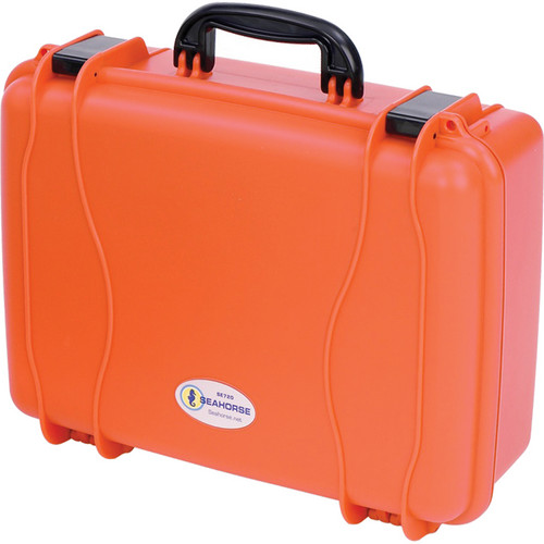 Seahorse 720 Case Without Foam (International Orange)