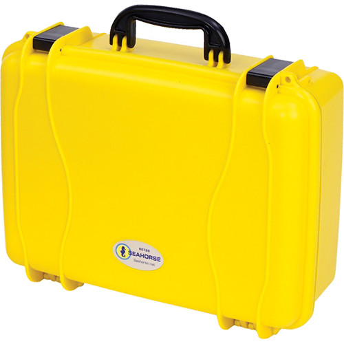 Seahorse 720 Case Without Foam (Safety Yellow)