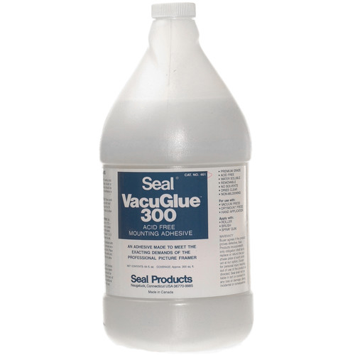 D&K Vacuglue 300 - 64 Fluid oz. Bottle