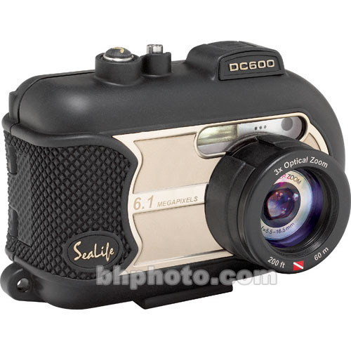 SeaLife ReefMaster DC600 Underwater Digital Camera