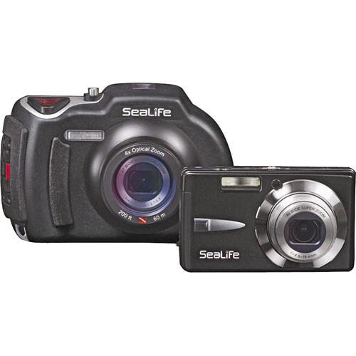 SeaLife DC800 Underwater Digital Camera