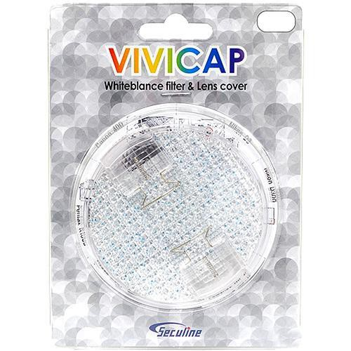 Seculine Vivicap White Balance Filter with Cover - (72mm)