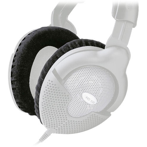 Sennheiser H-77906 - Replacement earpads for the HD500A and HD590 Headphones
