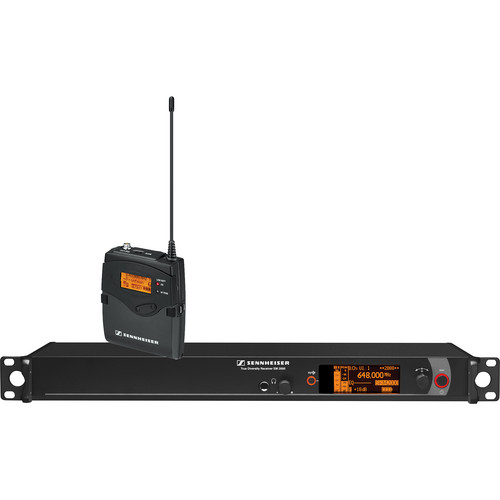 Sennheiser Single Channel Wireless Monitoring System
