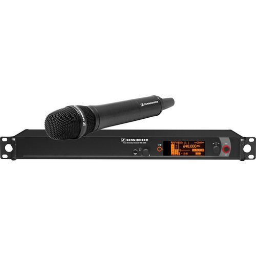 Sennheiser 2000 Series Single Handheld Wireless Microphone System