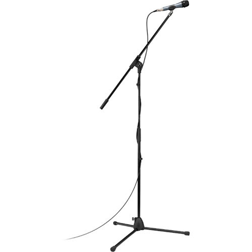 Sennheiser E835 - Cardioid Handheld Dynamic Microphone Kit - Includes E835 Microphone, PM200 Microphone Stand and 21-Foot Cable