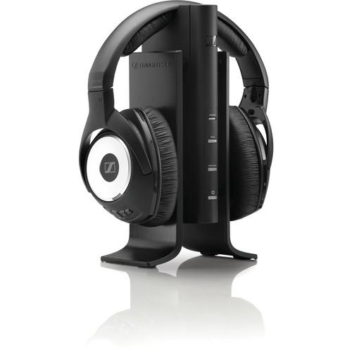 Sennheiser RS 170 Digital Wireless Surround Sound Headphones with Transmitter
