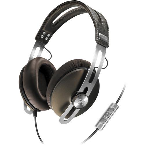 Sennheiser Momentum Headphones (Brown)