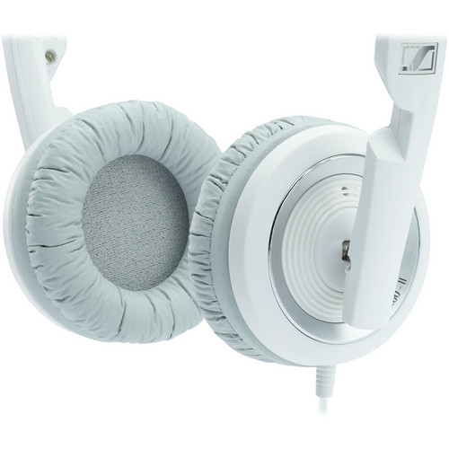 Sennheiser Replacement Ear Cushions for PX 200-II Headphones (White)
