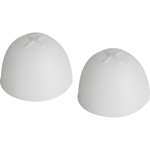 Sennheiser Replacement Silicone Cushions for RI Stethosets (10-Pack, White)