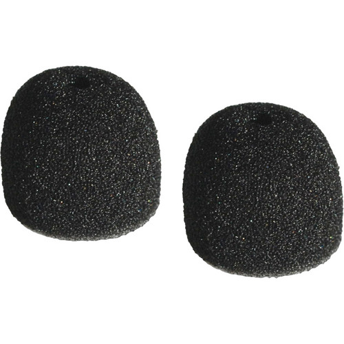 Sennheiser Replacement Foam Cushions for RI Stethosets (10-Pack, Black)