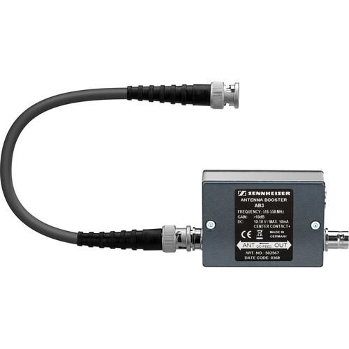 Sennheiser AB 3 Antenna Booster (B: 626 to 668 MHz)