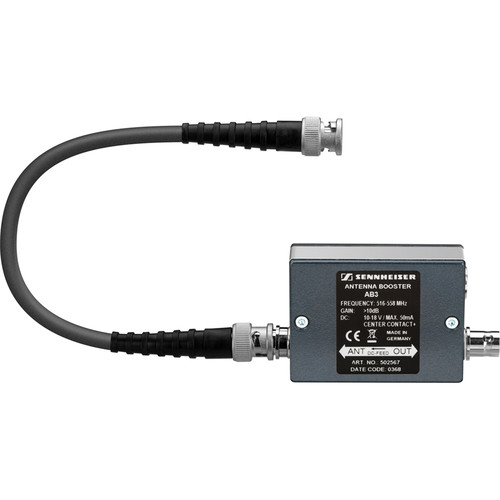 Sennheiser AB 3 Antenna Booster (G: 566 to 608 MHz)