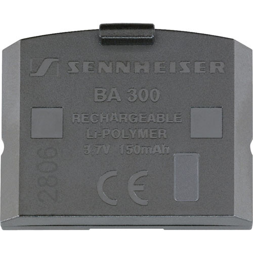 Sennheiser BA300 - Rechargeable Lithium-Ion Battery for RI410