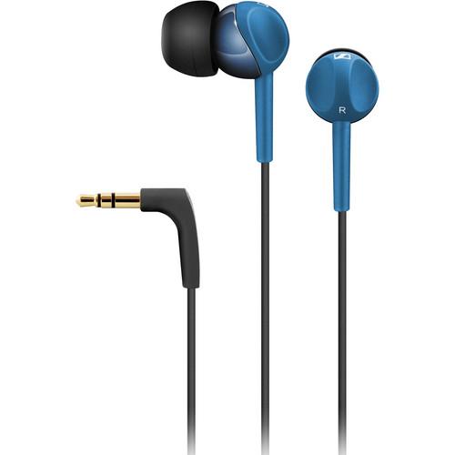 Sennheiser CX 215 In-Ear Stereo Headphones (Blue)