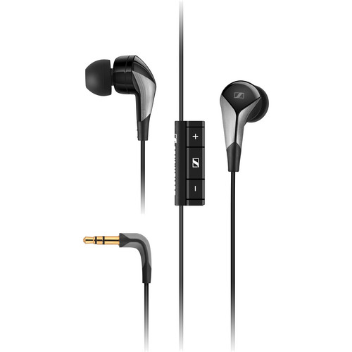 Sennheiser CX 880i In-Ear Stereo Headphones with Mic and Remote