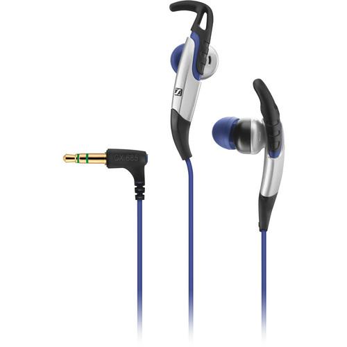 Sennheiser CX 685 In-Ear Adidas Sport Headphones