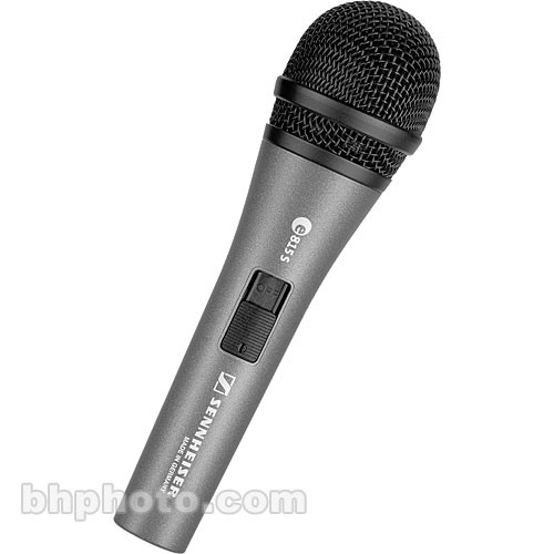 Sennheiser E815S - Cardioid Handheld Dynamic Vocal Mic