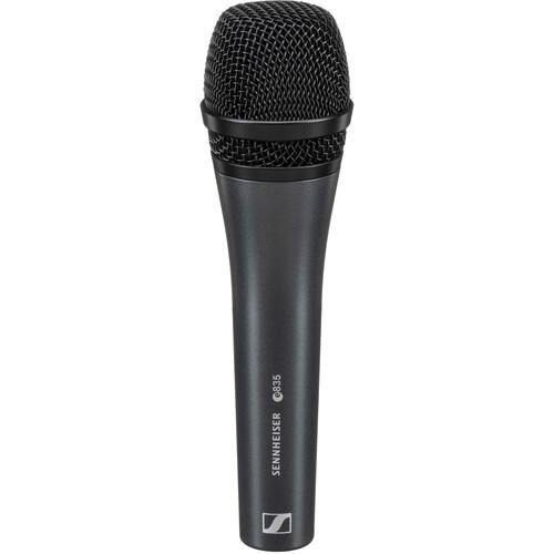 Sennheiser e 835 - Cardioid Handheld Dynamic Microphone