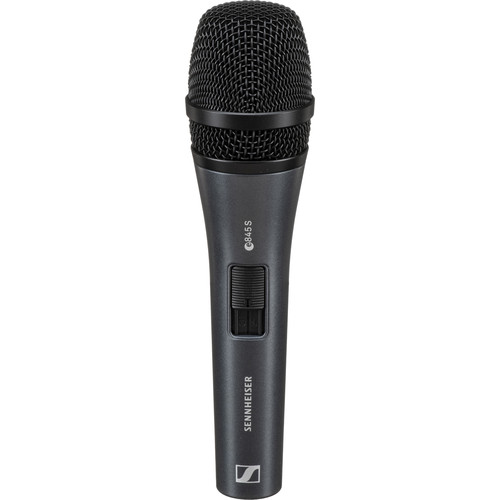 Sennheiser E845S - Vocal Mic with Switch