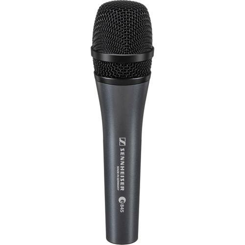 Sennheiser E845 - Super-Cardioid Vocal Mic