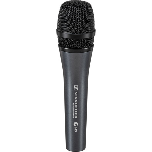 Sennheiser E845 - Supercardioid Vocal Mic