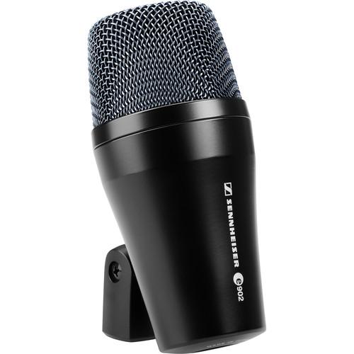 Sennheiser E902 Cardioid Dynamic Kick Drum Microphone