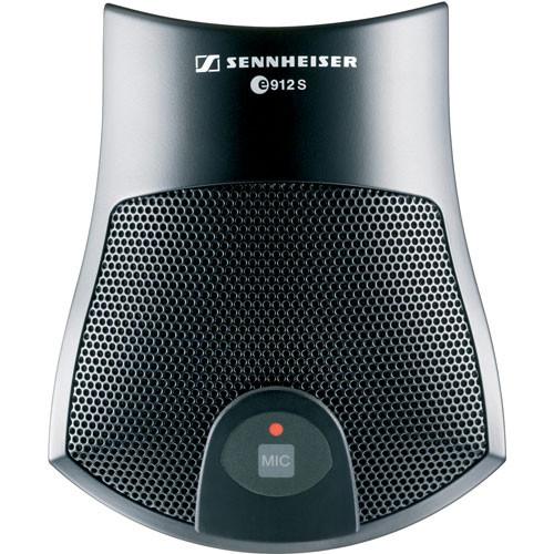 Sennheiser E912SB Half Cardioid Boundary Microphone with Switch