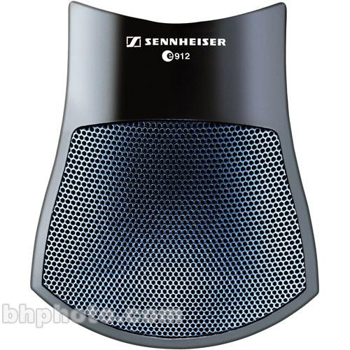 Sennheiser e 912 Half Cardioid Boundary Microphone (Black)