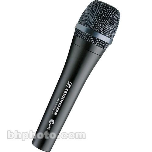 Sennheiser E945 - Supercardioid Handheld Microphone